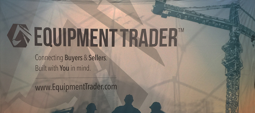 Equipment Trader: connecting buyers and sellers, built with you in mind, www.equipmenttrader.com